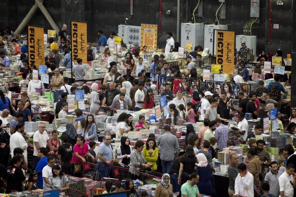 Sharjah, Big Bad Wolf plan new chapter for world's biggest book sale