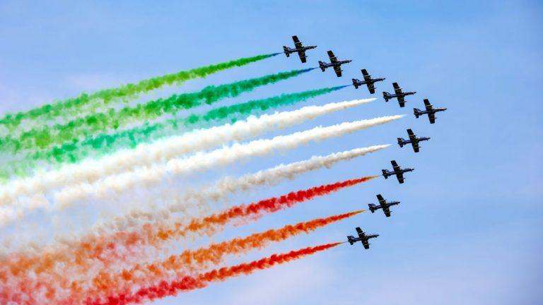 Italian air display team to star at Bahrain airshow