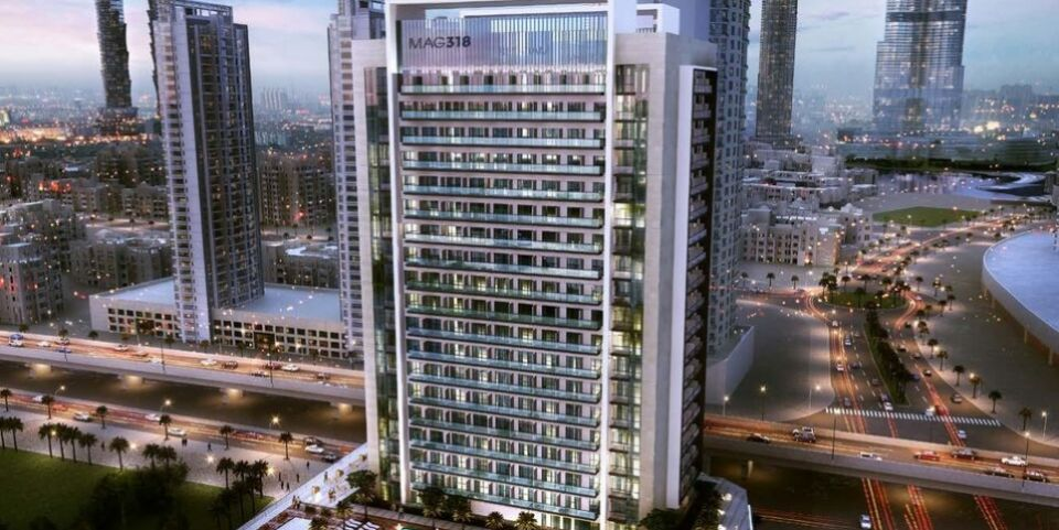 $42m contract awarded to build Dubai MAG 318 project