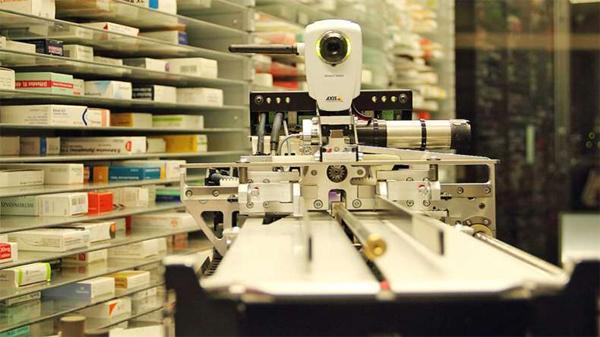 Dubai inaugurates new robot pharmacy as network grows