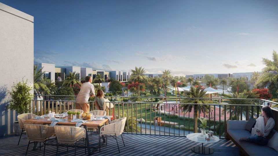 Emaar unveils new golf villas close to Expo 2020 site