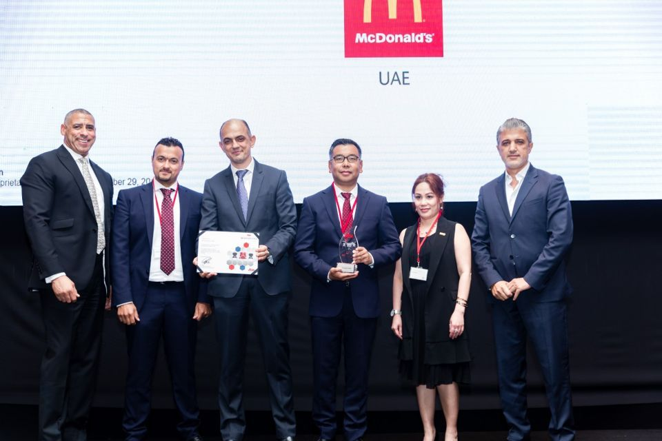 Gallery: Best Employers Middle East 2018