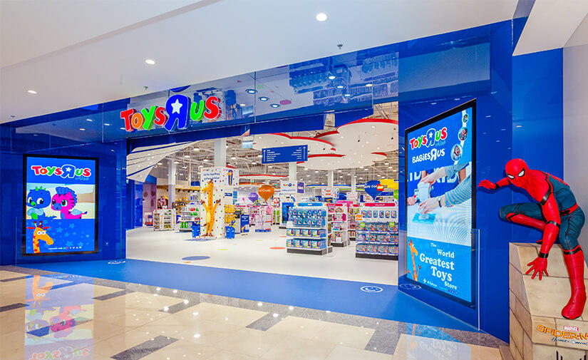 Toys R Us launches new Middle East e-commerce platform