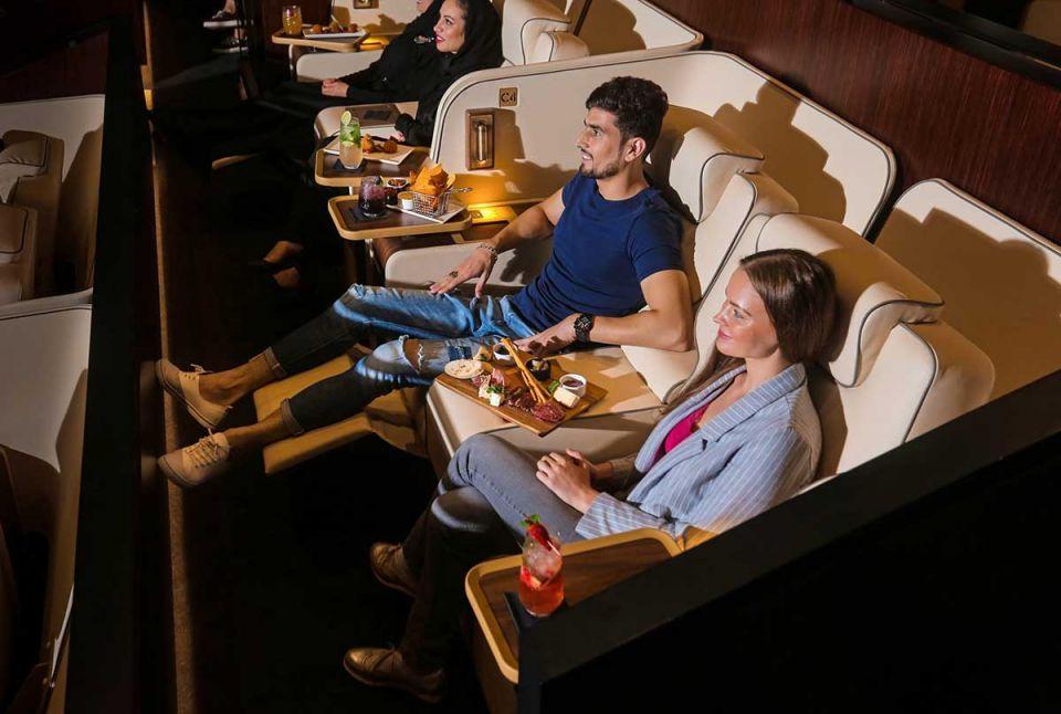 Reviewed: Reel Cinemas Dubai Mall's Platinum Suites