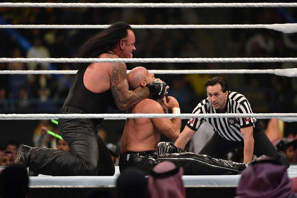 WWE said to be hosting fifth Saudi event in February