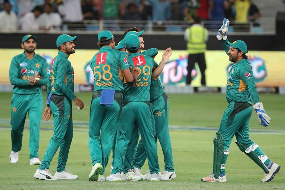 In pictures: Pakistan's second T20 series whitewash in Dubai
