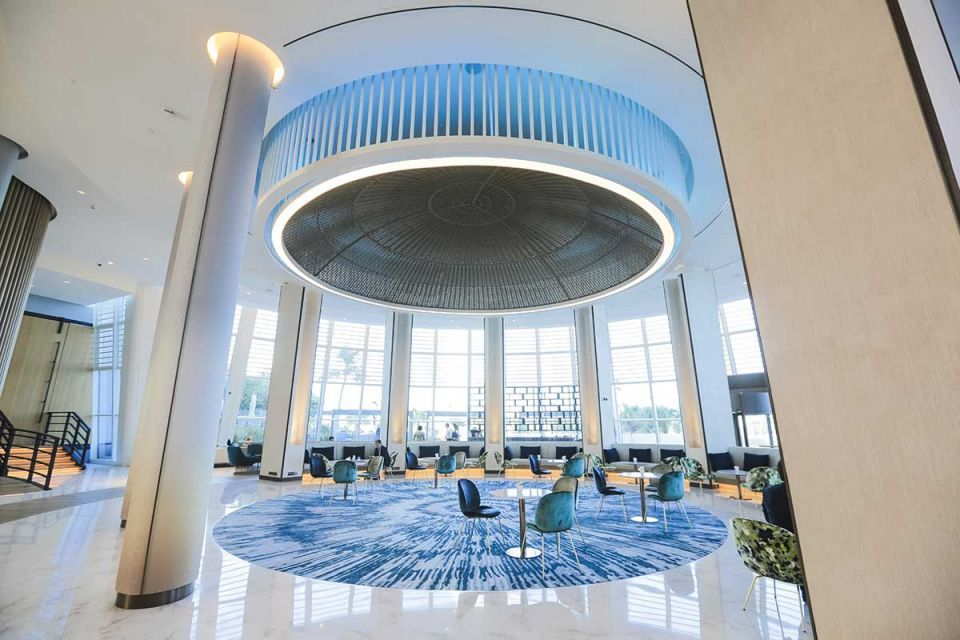 In pictures: Inside the newly renovated Jumeirah Beach Hotel in Dubai