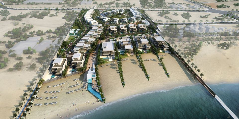 New Abu Dhabi beachfront project set for July 2019 completion