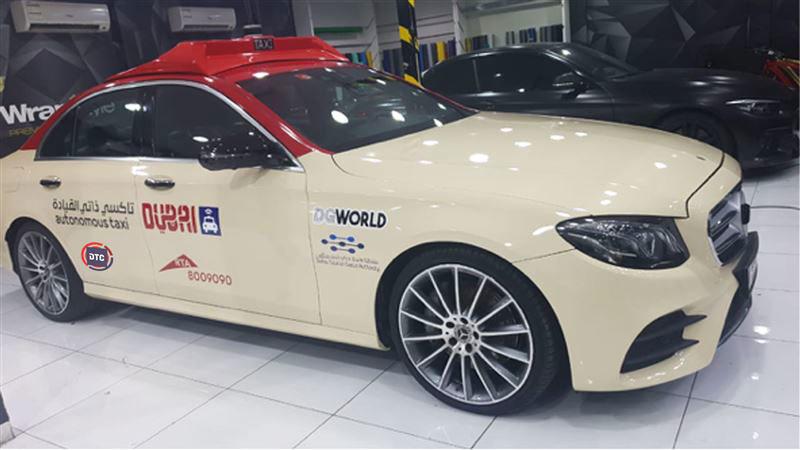 Revealed: how popular autonomous vehicles are in the UAE