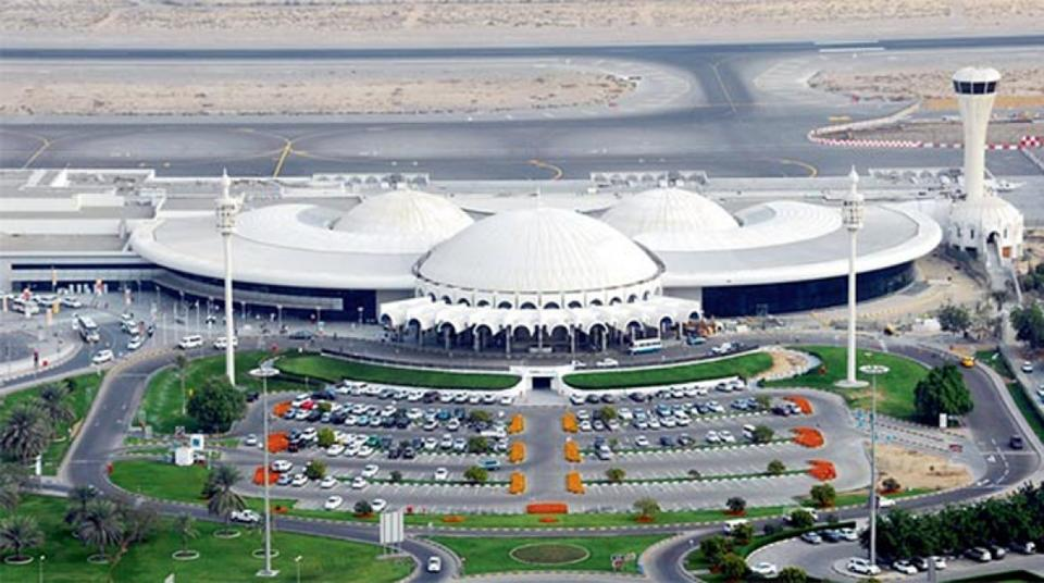 Sharjah Int'l sees 3.2m passengers in Q1, up 9.5%