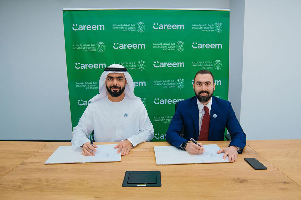 Careem, Abu Dhabi tourism team up to create 'curated routes' in UAE capital