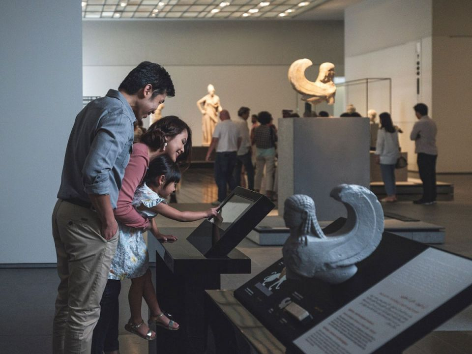 In pictures: First anniversary of Louvre Abu Dhabi