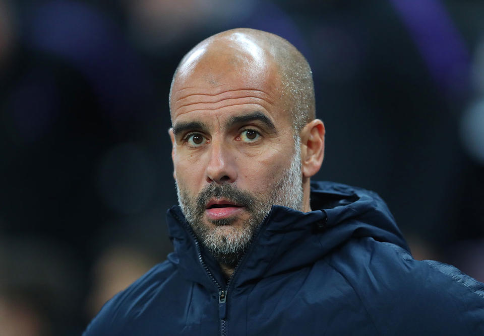 Guardiola's City streets ahead of Manchester United