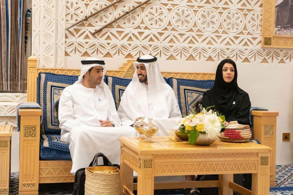 In pictures: Crown Prince of Abu Dhabi meets King Salman in Riyadh