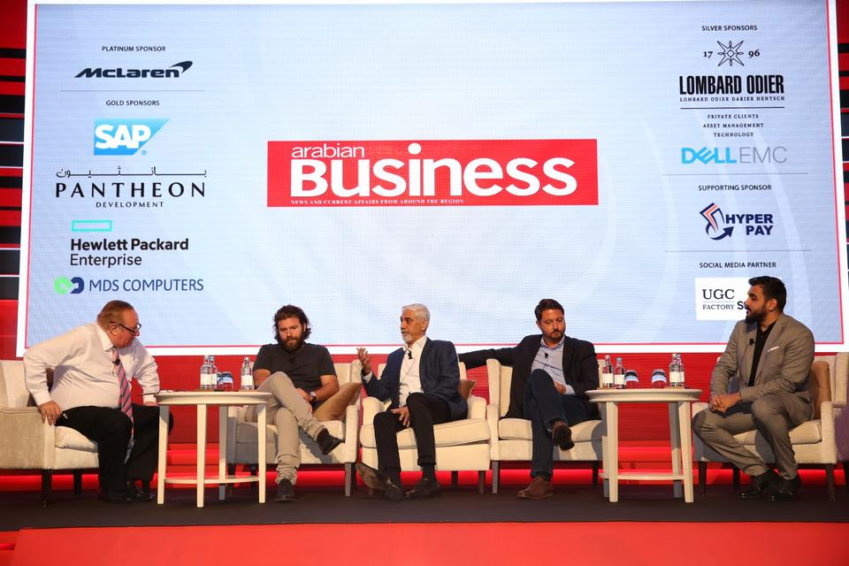 As it happened: Arabian Business Forum on the future of work
