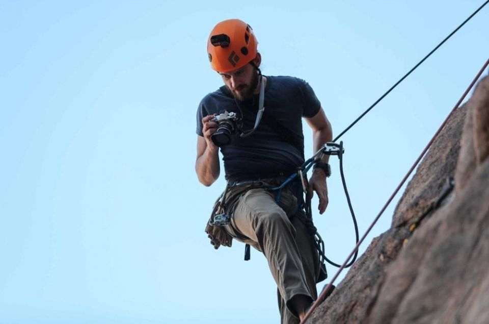 Saudi region aims to become global destination for rock climbing