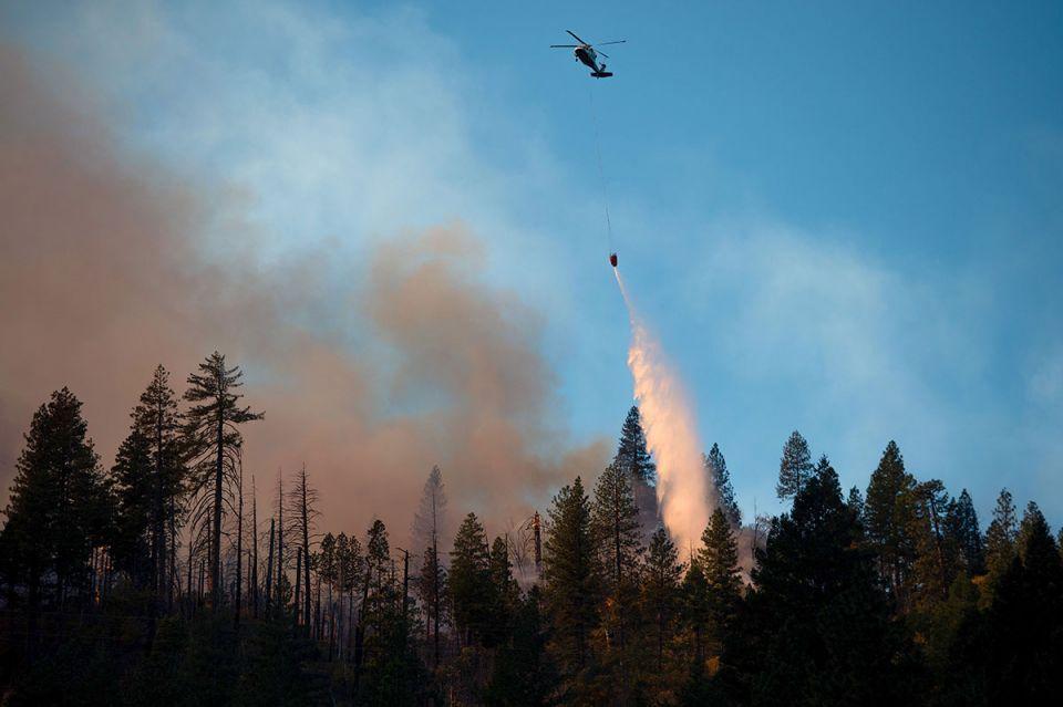 In pictures: Deadliest wildfire in California