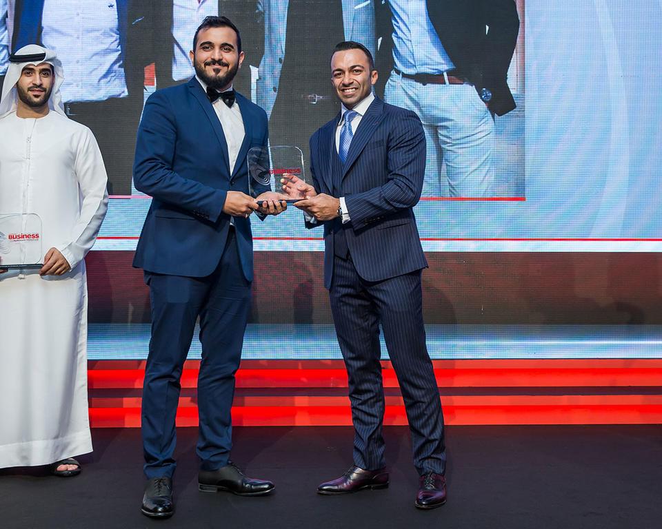 In pictures: Arabian Business Future Stars Award winners 2018