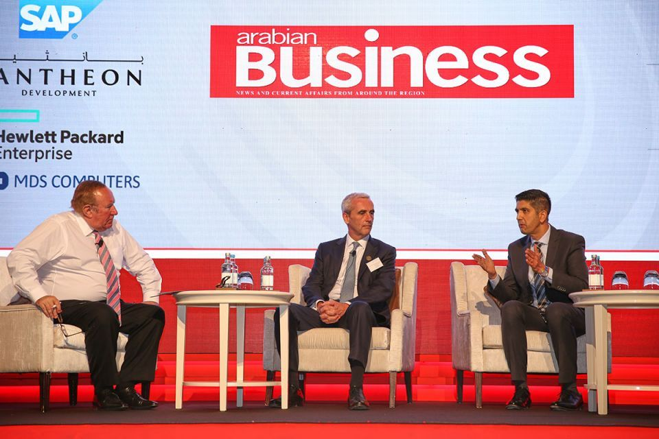 In pictures: 15th annual Arabian Business Forum at the Waldorf Astoria Dubai Palm Jumeirah