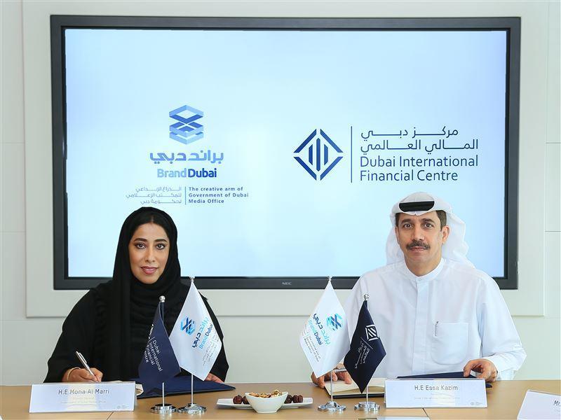 Brand Dubai, DIFC ink deal to foster art, culture growth