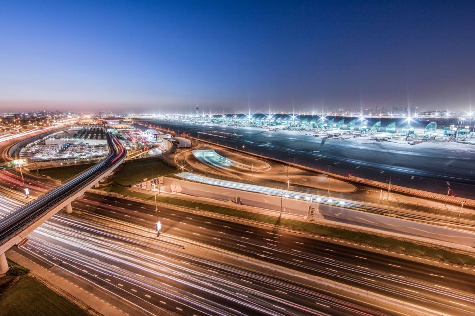 Dubai Int'l flights disrupted by suspected drones activity