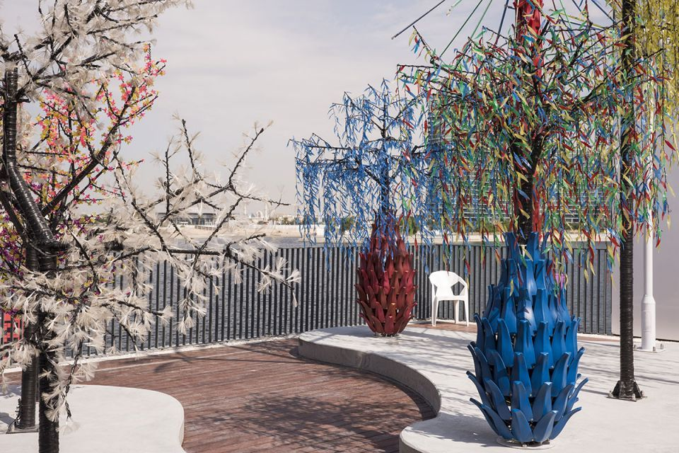 In pictures: Jameel Arts Centre as the Dubai's first contemporary arts museum at Jaddaf waterfront