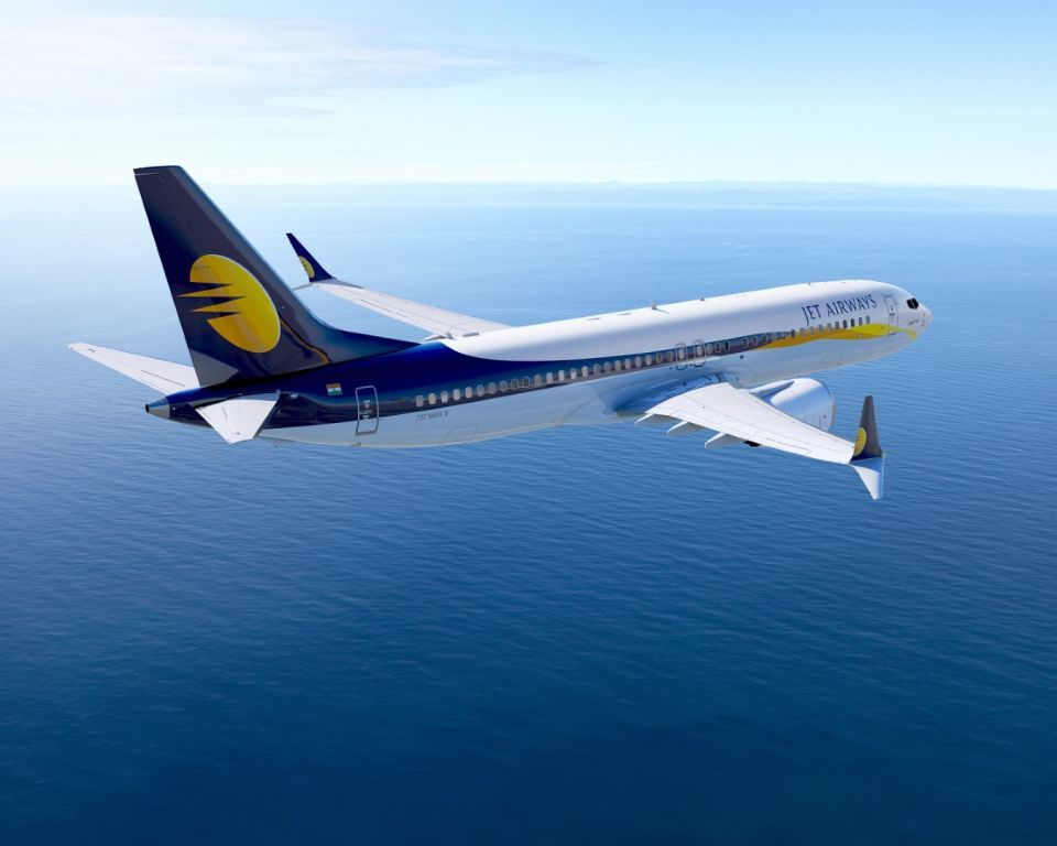 India's Jet Airways grounds four planes after failing to pay lessors