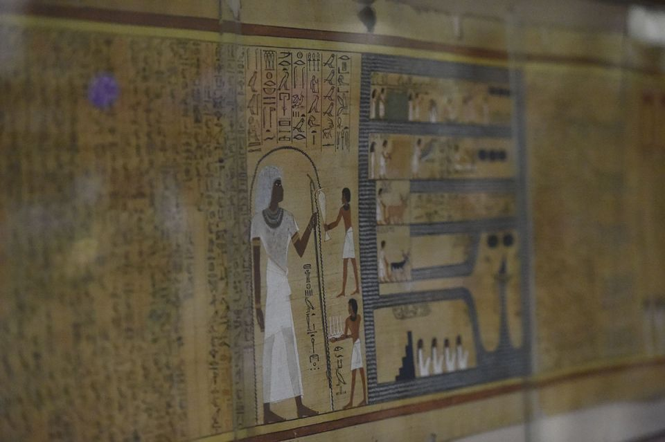 In pictures: Egypt marks 116th anniversary of national museum in Cairo