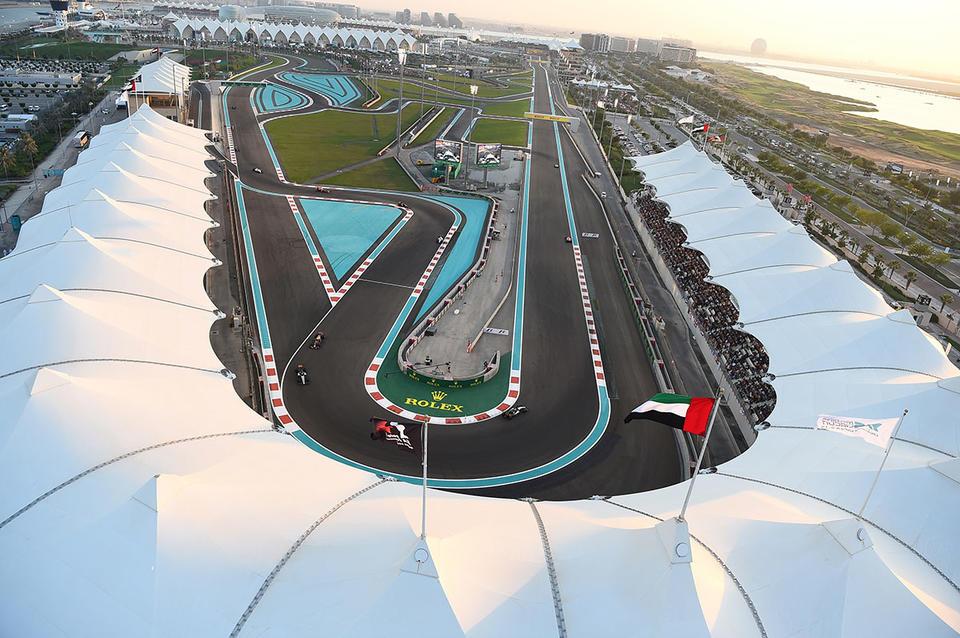 Yas Island to become 'biosphere' to host Formula One season finale