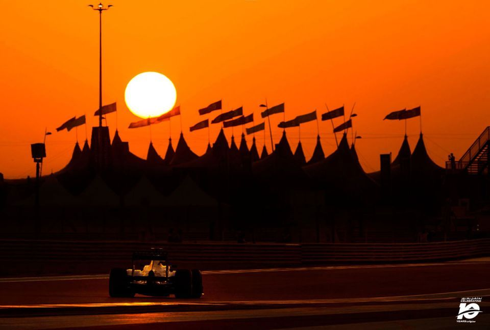 In pictures: Famed F1 photographer Darren Heath looks back through 10 years of Abu Dhabi grand prix