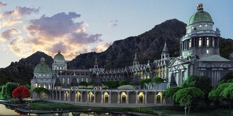 Turkish firm behind faux chateaux for Gulf investors goes bust