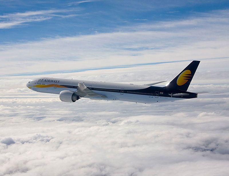Etihad-backed Jet Airways eyes lifeline with bailout plan