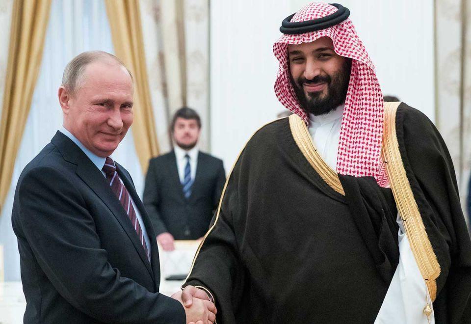 Russia, Saudi agree to renew oil output cuts