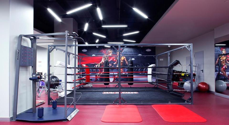 UAE's Mubadala invests in top Russian fitness centre brand
