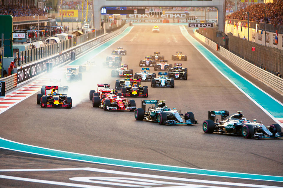 About 135,000 visitors expected at F1 in Abu Dhabi