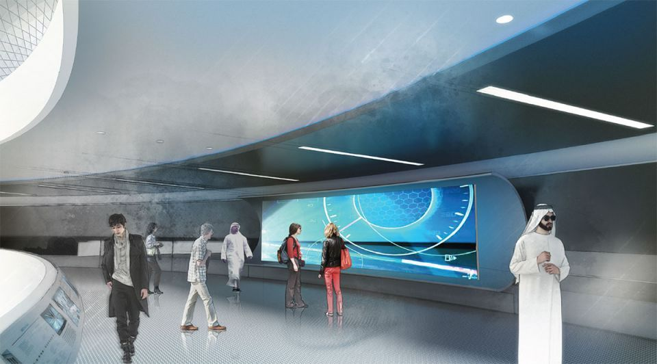 In pictures: Hyperloop ride experience at Expo 2020 Dubai's US Pavilion