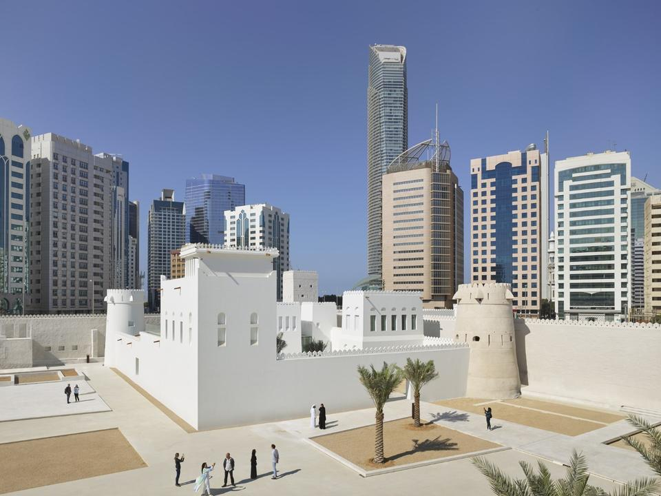 Abu Dhabi landmark Qasr Al Hosn to re-open with week of celebrations