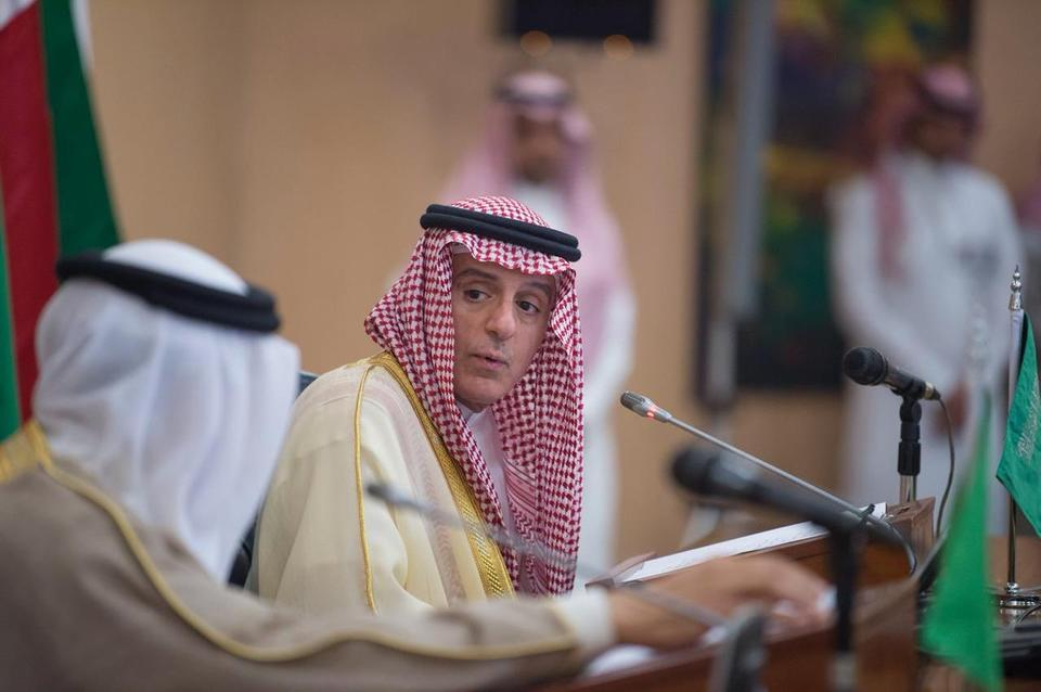 Arabs in talks with US for security pact, says Saudi foreign minister
