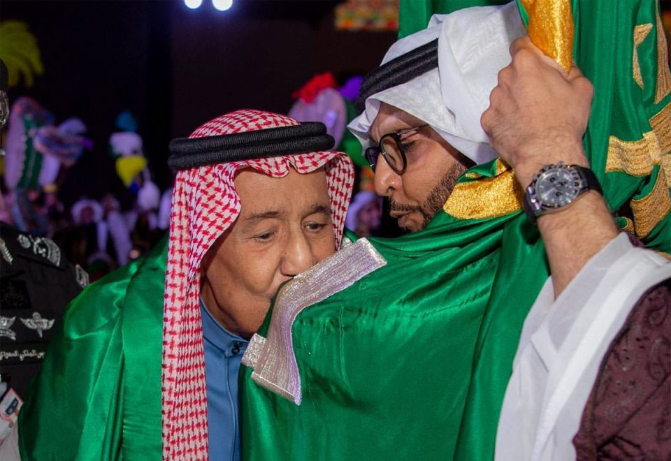 In pictures: King Salman launched the restoration of the historic Al-Tarif district