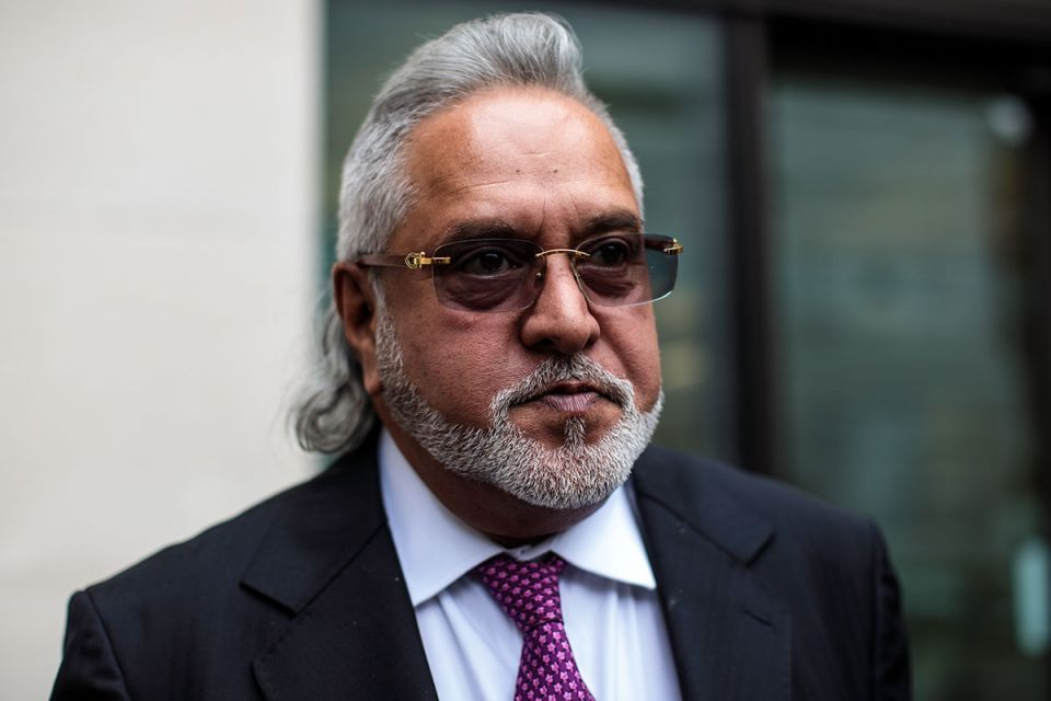 Indian tycoon Mallya vows to appeal extradition from Britain