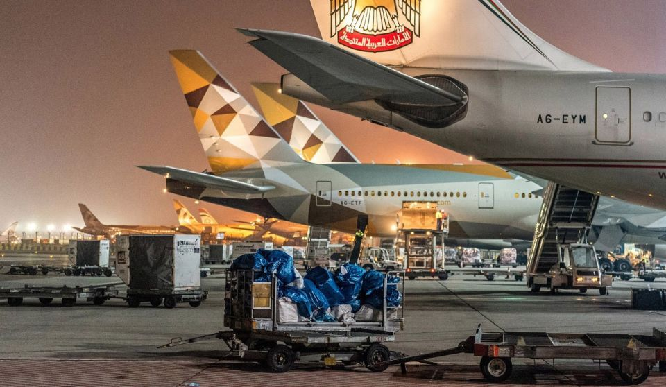 Etihad Cargo expands in Spain with Barcelona services
