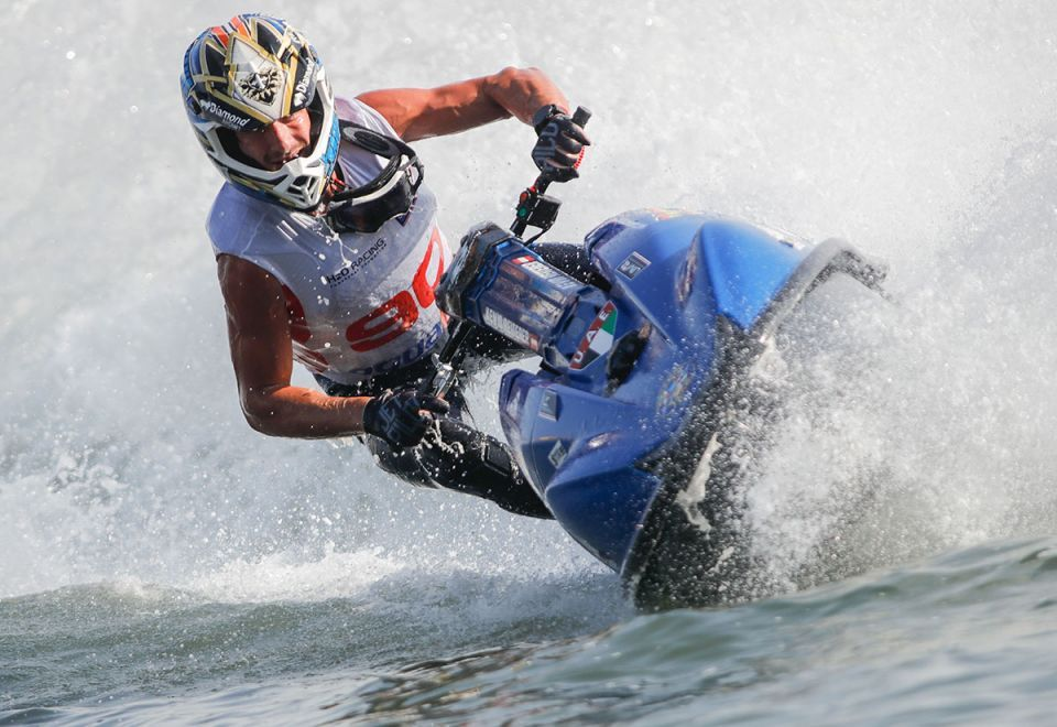 In pictures: Jeremy Perez wins overall victory in the Grand Prix of Sharjah on Khalid Lagoon in Sharjah