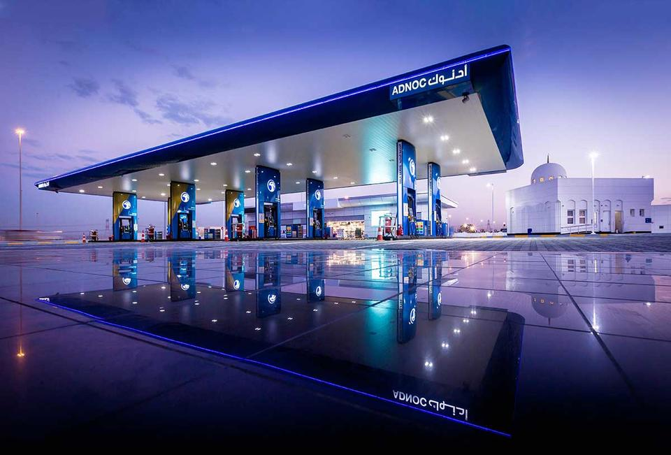 ADNOC Distribution opens first service station in Dubai