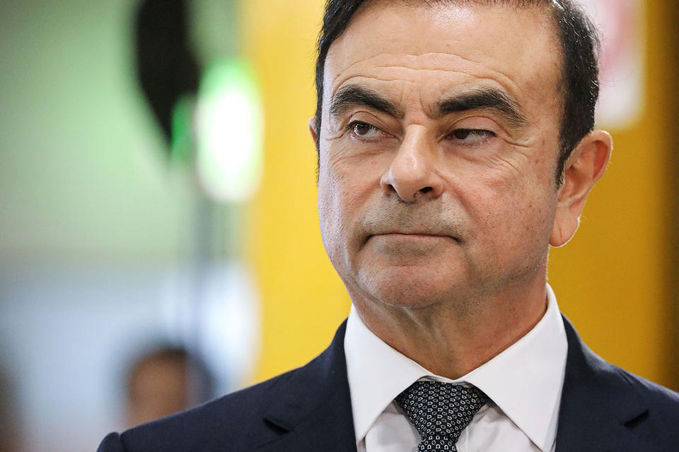 Carlos Ghosn's detention extended through January