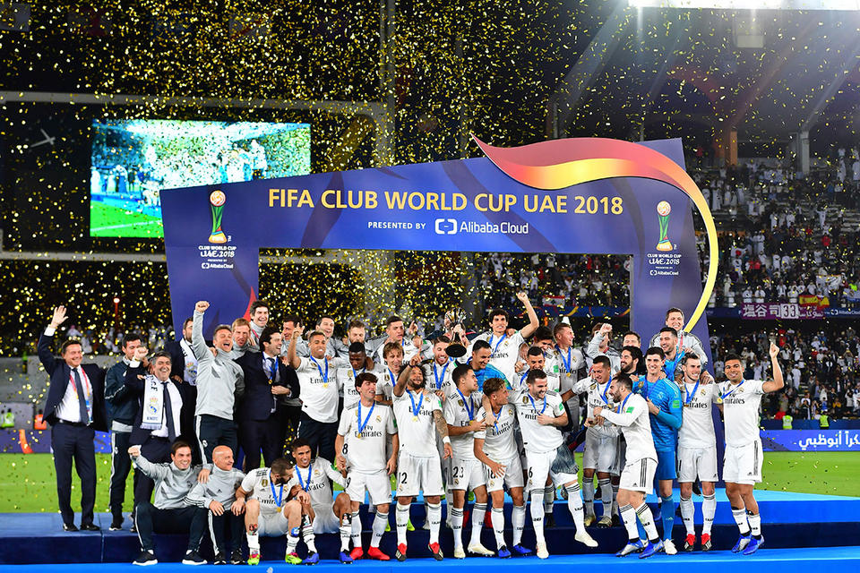 In pictures: Real Madrid win Club World Cup for record seventh time
