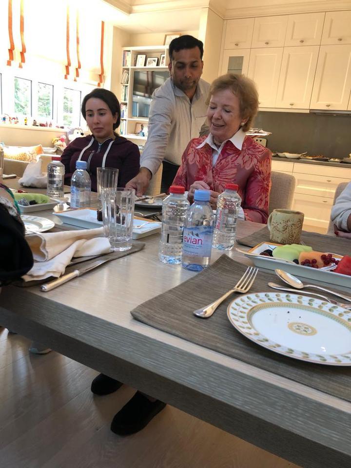 UAE denies allegations about Sheikha Latifa
