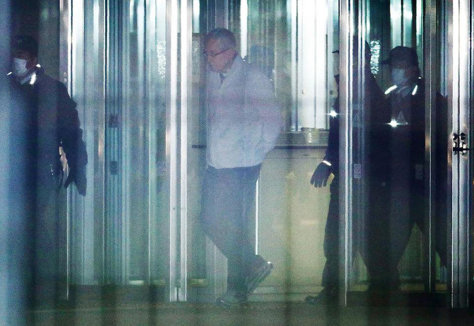 Former Nissan director leaves jail after court grants bail