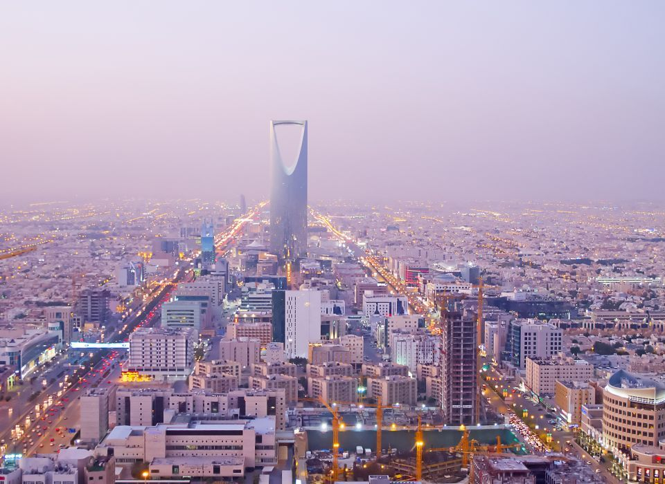 Saudi Arabia's business gauge slowed to five-month low in July