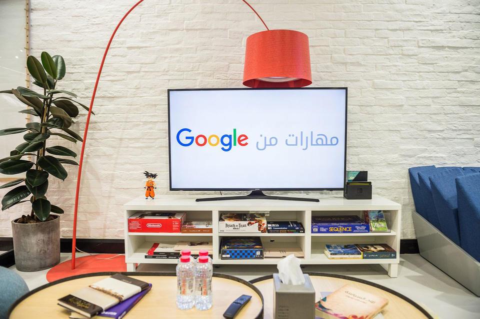 Google, Emirates Foundation to partner on $300,000 Arabic language initiative