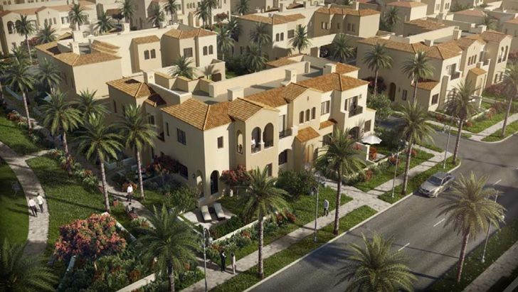 Arabtec awarded contract to build 322 Villanova homes in Dubai